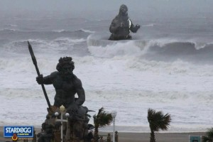 The Secret Behind Hurrican Sandy's Cause